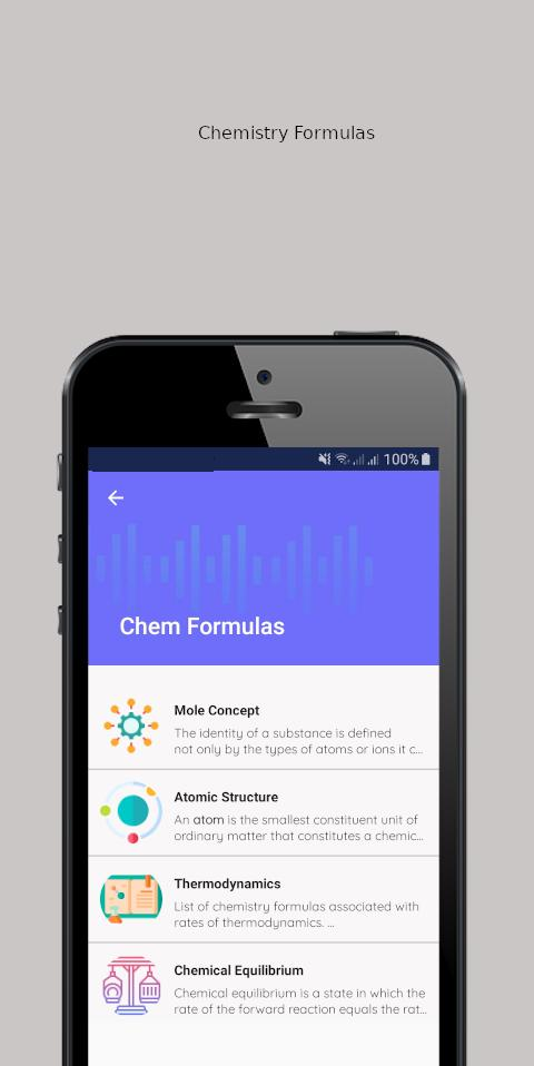 Complete Chemistry - Periodic Table 2020 screenshot 8