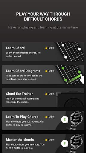 GuitarTuna - Tuner for Guitar Ukulele Bass & more! screenshot 5