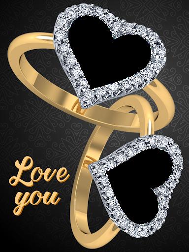 Lovely Ring Photo Frames screenshot 8