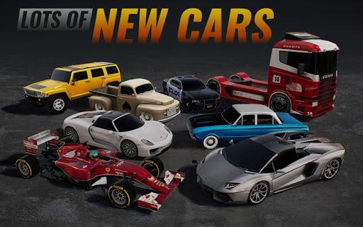 Race the Traffic Nitro screenshot 3