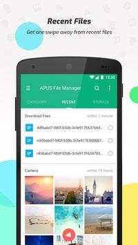 APUS File Manager (Explorer) 3 تصوير الشاشة