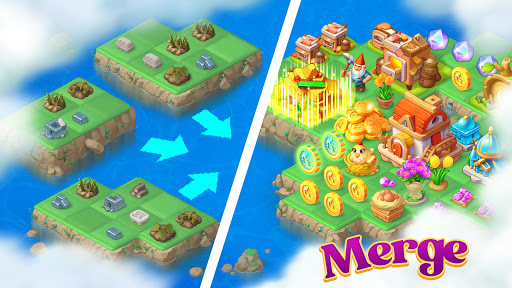 Merge Tales screenshot 1