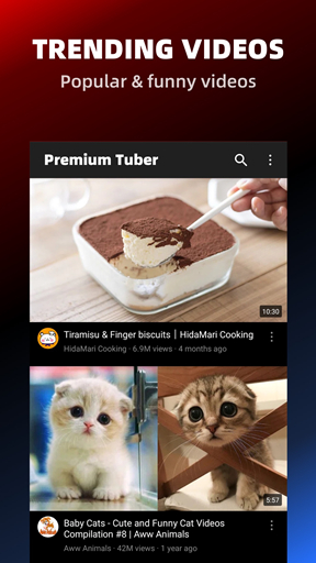 Pure Tuber - No ADs and Free Tube Premium screenshot 6