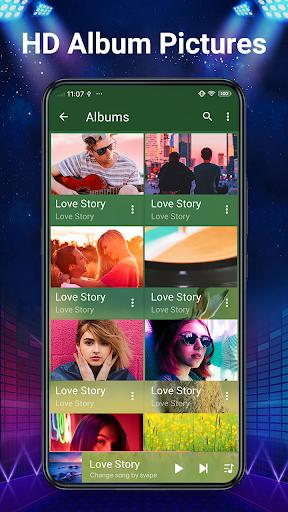 لاعب الموسيقى - أغنية لاعب 5 تصوير الشاشة
