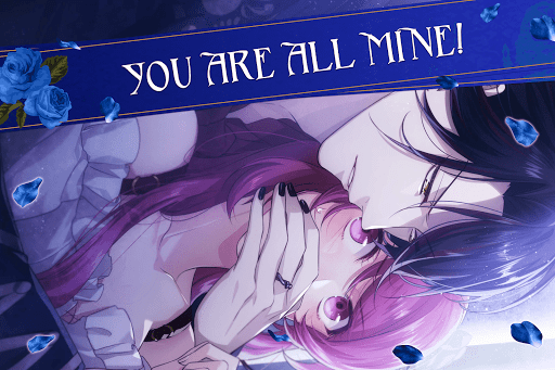 Blood in Roses - otome game / dating sim #shall we screenshot 3