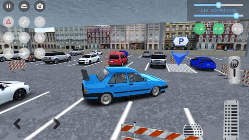 Car Parking and Driving Simulator 4 تصوير الشاشة