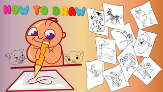 How To Draw everything screenshot 1