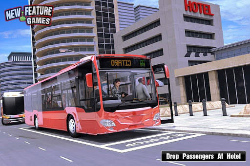 Super Bus Arena: Modern Bus Coach Simulator 2020 screenshot 15