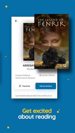 Pathbooks - Interactive Audiobooks and Stories скриншот 4