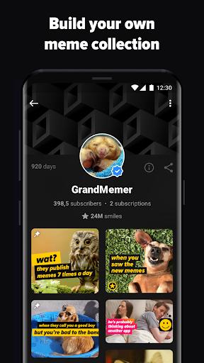 iFunny – fresh memes, gifs and videos 4 تصوير الشاشة