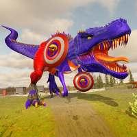Wild Animal Hunter 2: Dino Hunting Shooting Games on 9Apps