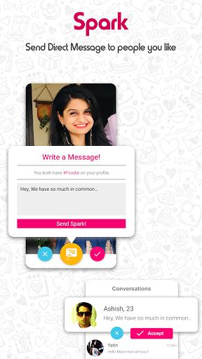 TrulyMadly - Dating app for Singles in India 5 تصوير الشاشة