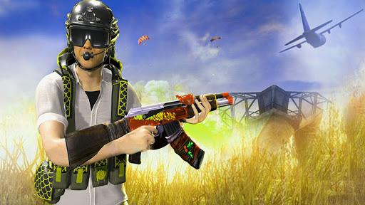 Squad Free Fire Battlegrounds: Free Shooting screenshot 2