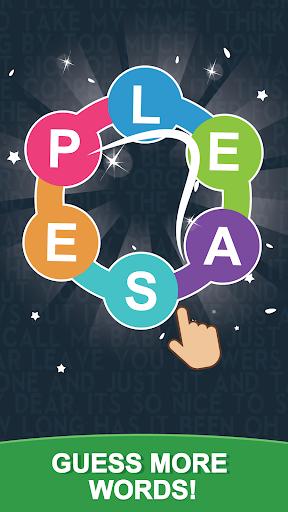 Word Search Sea: Unscramble words स्क्रीनशॉट 5