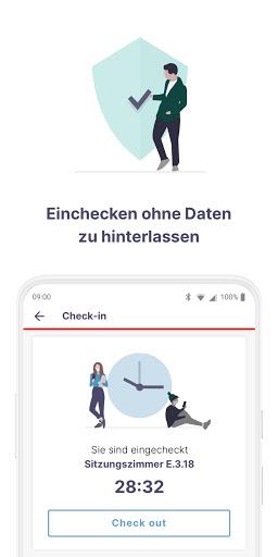 SwissCovid screenshot 2