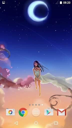 Magic Live Wallpaper screenshot 3