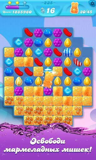 Candy Crush Soda Saga 3 تصوير الشاشة