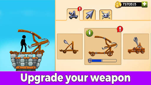 The Catapult 2 — Grow your castle tower defense screenshot 9