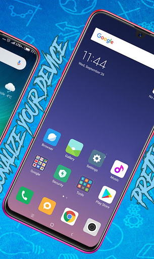 Redmi Note 7 Theme screenshot 2