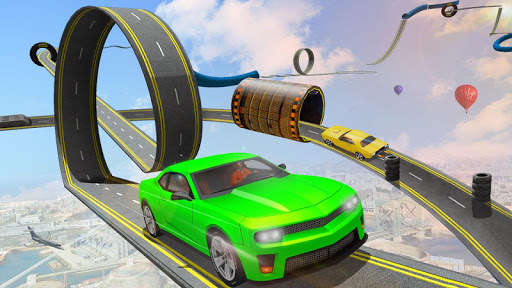 Crazy Car Stunt Driving Games - New Car Games 2020 screenshot 3