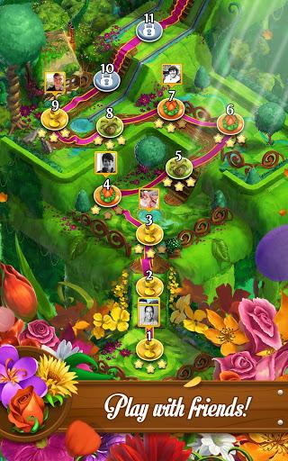 Blossom Blast Saga 16 تصوير الشاشة