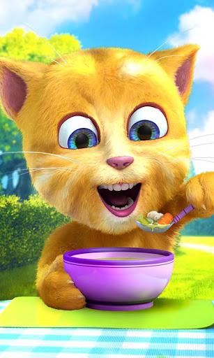 Talking Ginger 2 screenshot 4