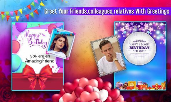 Birthday Greetings screenshot 4