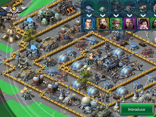 Glory of War - Mobile Rivals screenshot 15
