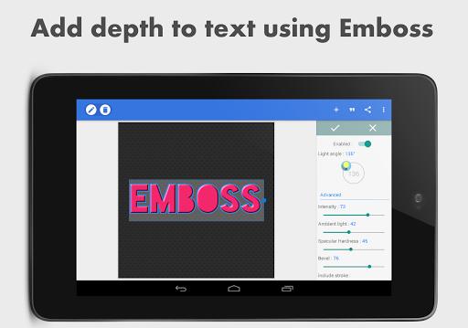 PixelLab - Text on pictures 8 تصوير الشاشة