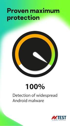 Kaspersky Mobile Antivirus: AppLock & Web Security screenshot 3