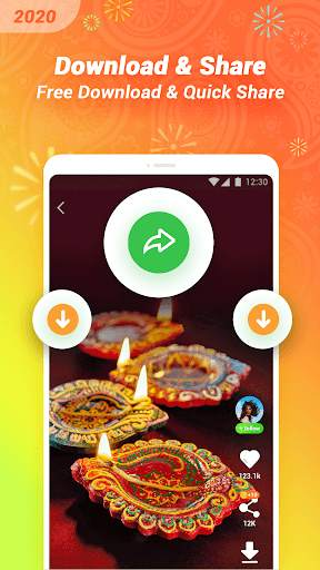 VClip - Ur Video Status, Indian Whatsapp Status screenshot 4