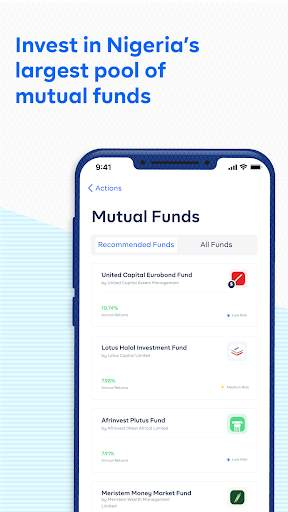 Cowrywise - Save and Invest Securely screenshot 4