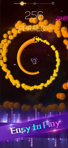 Smash Colors 3D - Beat Color Circles Rhythm Game screenshot 2