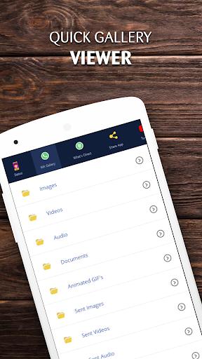 Status Video Download – Story WA - Status Saver 6 تصوير الشاشة