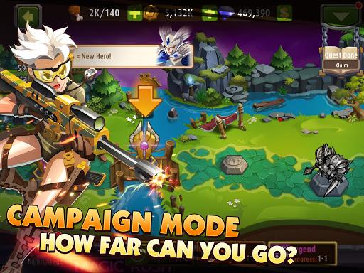 Magic Rush: Heroes screenshot 10