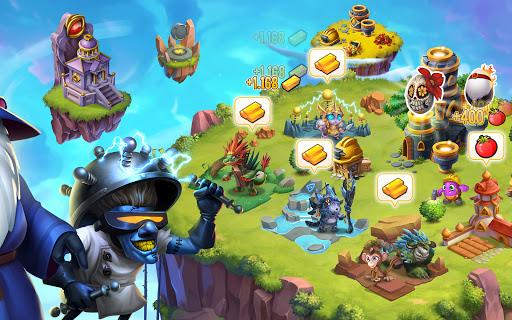 Monster Legends: Breed, Collect and Battle screenshot 17
