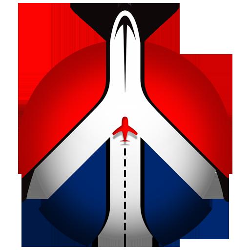 AkbarTravels - Flight Tickets | Flight Booking App icon