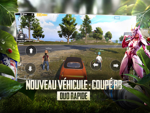 PUBG MOBILE: Traversée screenshot 15