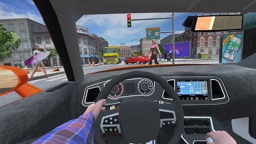 Muscle Car Challenger 7 تصوير الشاشة