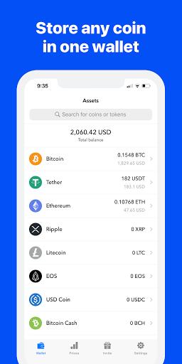Bitcoin Wallet - Buy BTC 3 تصوير الشاشة