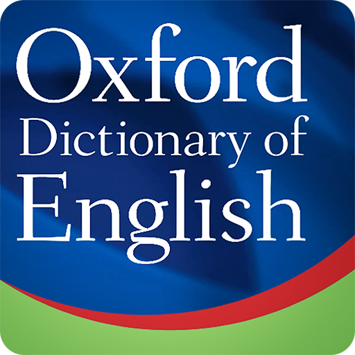 Oxford Dictionary of English أيقونة