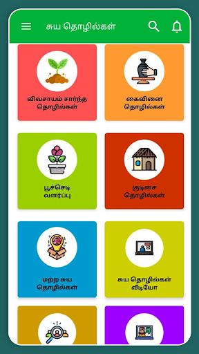Self-Employment Ideas Tamil Business Ideas Tamil screenshot 2