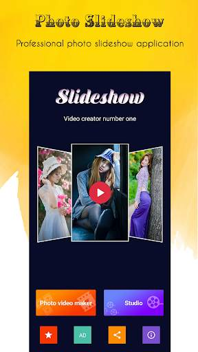Photo video maker screenshot 1