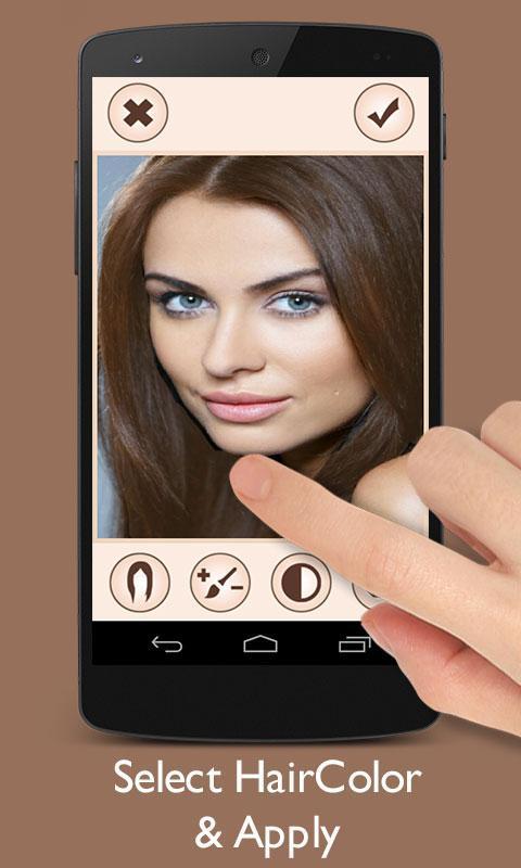 Face Make-Up Artist screenshot 3