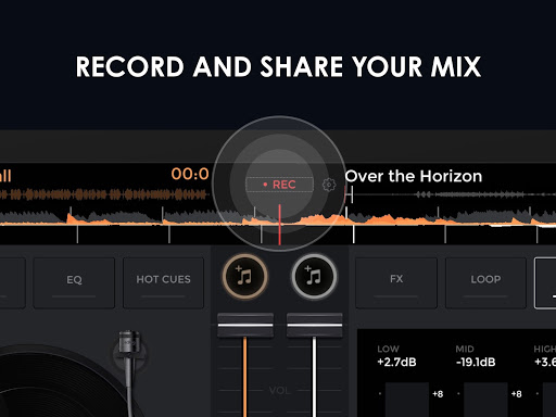 edjing Mix - Free Music DJ app 12 تصوير الشاشة