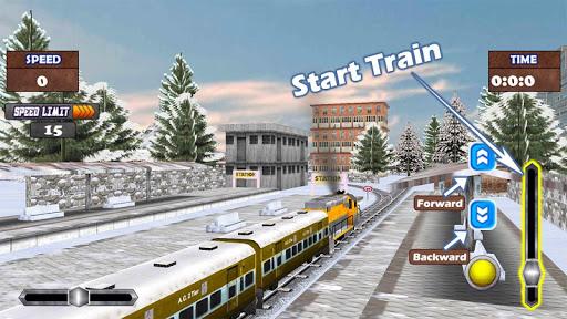 Train Simulator Driver 2 تصوير الشاشة