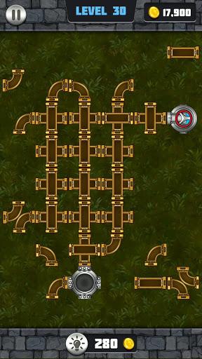Plumber: Water Pipe Puzzle 6 تصوير الشاشة