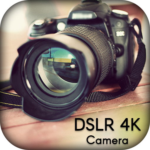 DSLR HD Camera : 4K HD Ultra Camera أيقونة