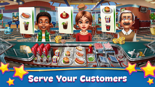 Cooking Fever – Restaurant Game screenshot 1