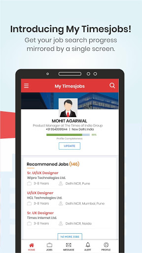 TimesJobs - Job Search and Career Opportunities screenshot 4